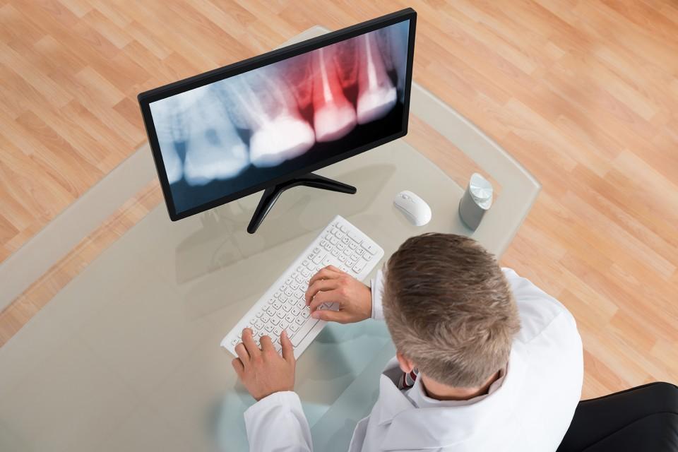 צילומי רנטגן דיגיטליים