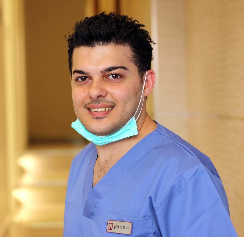 ד״ר אבי גפן - רופא שיניים D.M.D
